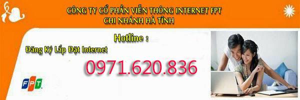 Lắp Đặt Internet FPT Thành Phố Hà Tĩnh
