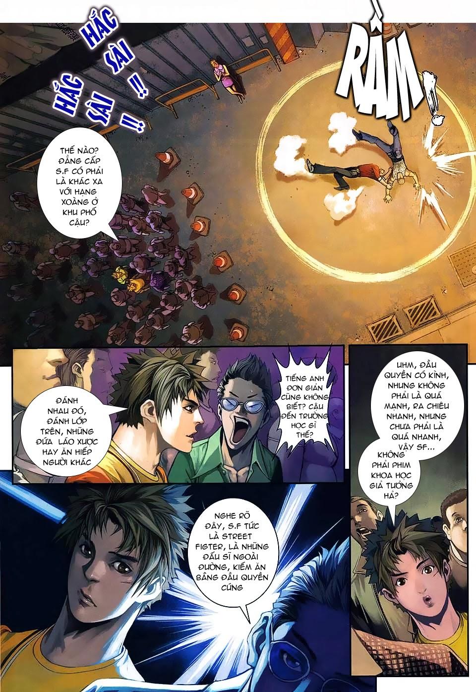 Quyền Đạo chapter 1 trang 15