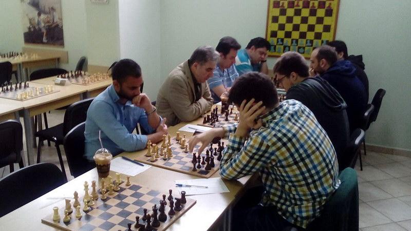Πρόκριση για τον Εθνικό Αλεξανδρούπολης στον 3ο γύρο του Ομαδικού Κυπέλλου Σκακιού ΑΜ-Θ