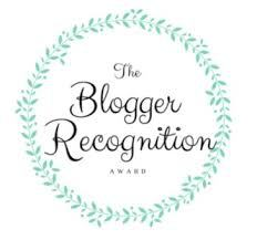 My 2017 Blogger Recognition Award