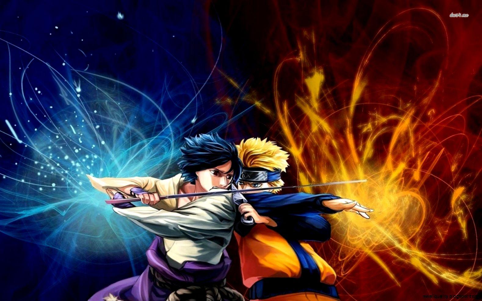 naruto shippuden vs sasuke uchiha wallpaper anime wallpapers