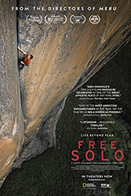 Free Solo (2018) 720p BluRay H264 AAC 1.2GB Download