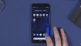 Bỏ nút Back, kéo dài phím Home, Google gần như sao chép toàn bộ thao tác điều hướng của iPhone trên Android Q