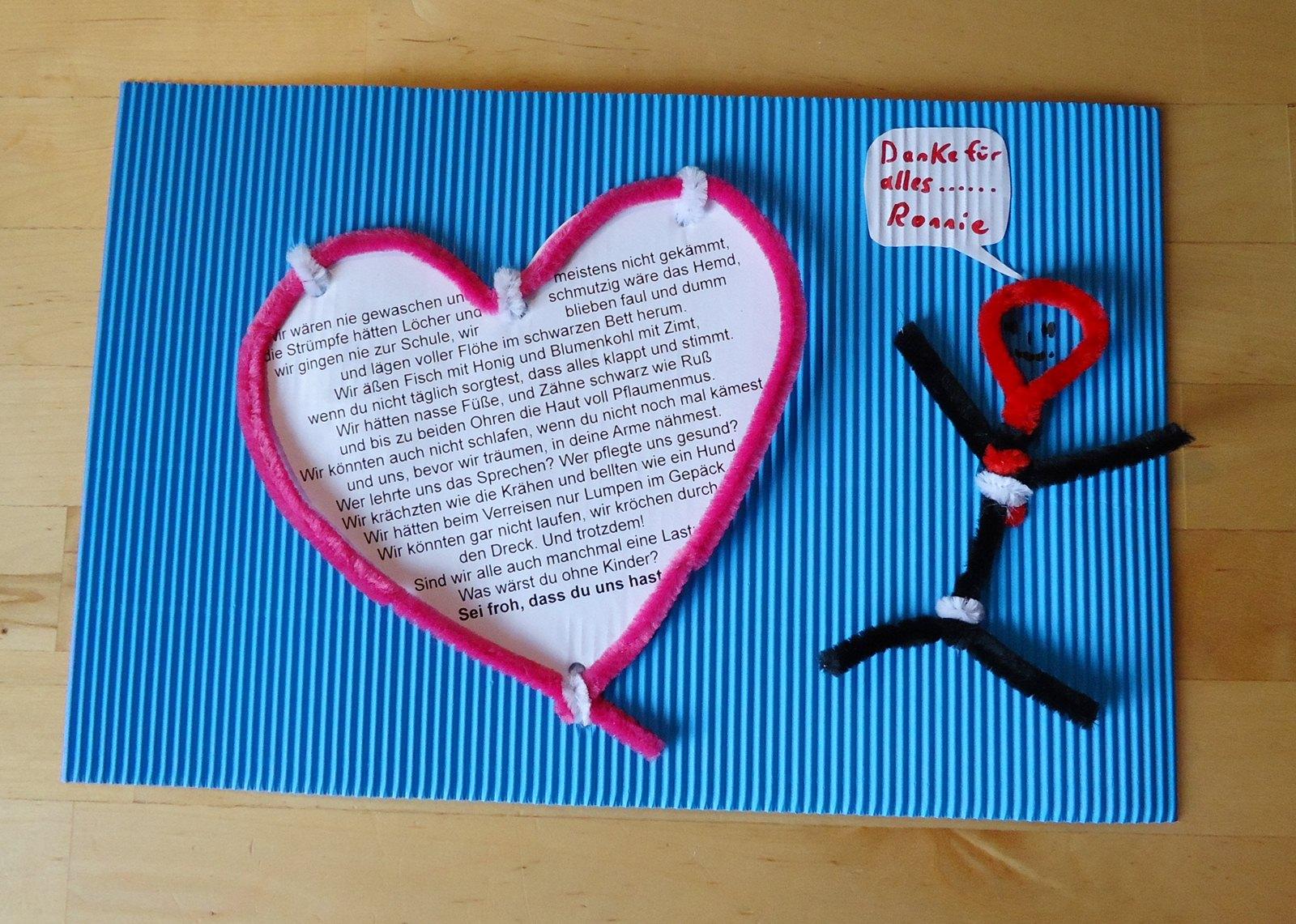 kreative kiste kleines geschenk basteln zum muttertag danke sagen. Black Bedroom Furniture Sets. Home Design Ideas