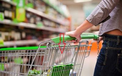ما هي فائدة الحامل الصغير في عربات التسوق شوبنج تسوق تبضع shopping cart