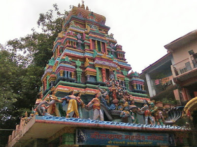 BEAUTIFUL CREATIVITY OF NEELKANTH MANDIR IN RISHIKESH TOURISM