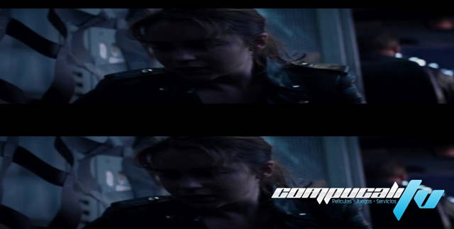 Terminator Genisys 3D Latino