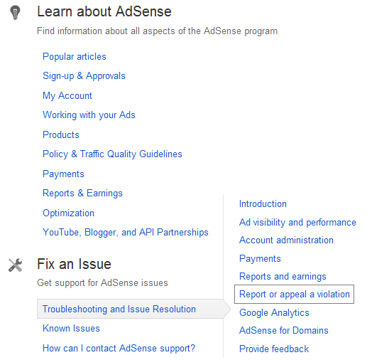 Inside AdSense: Top five policy resources to know