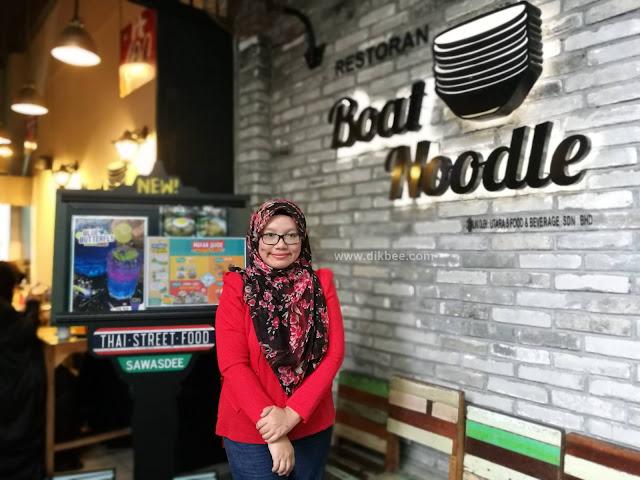 Menu Baru Di Boat Noodle Sepanjang Februari 2018
