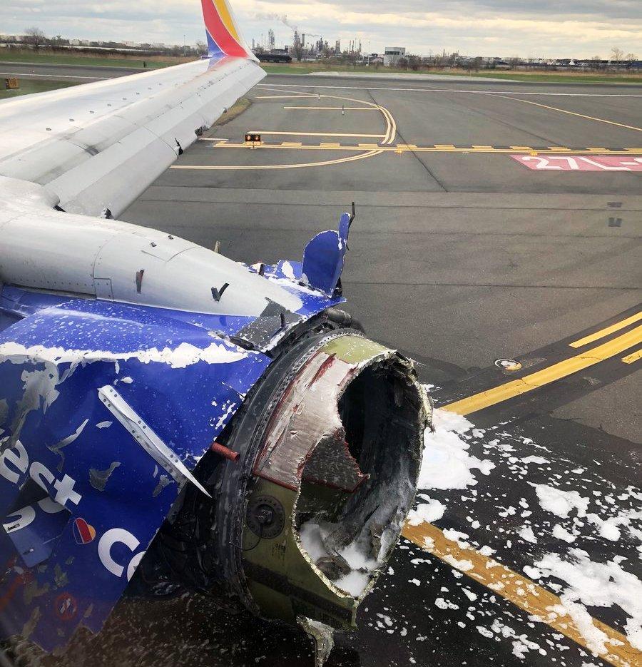Pilot analyzes Southwest uncontained engine failure