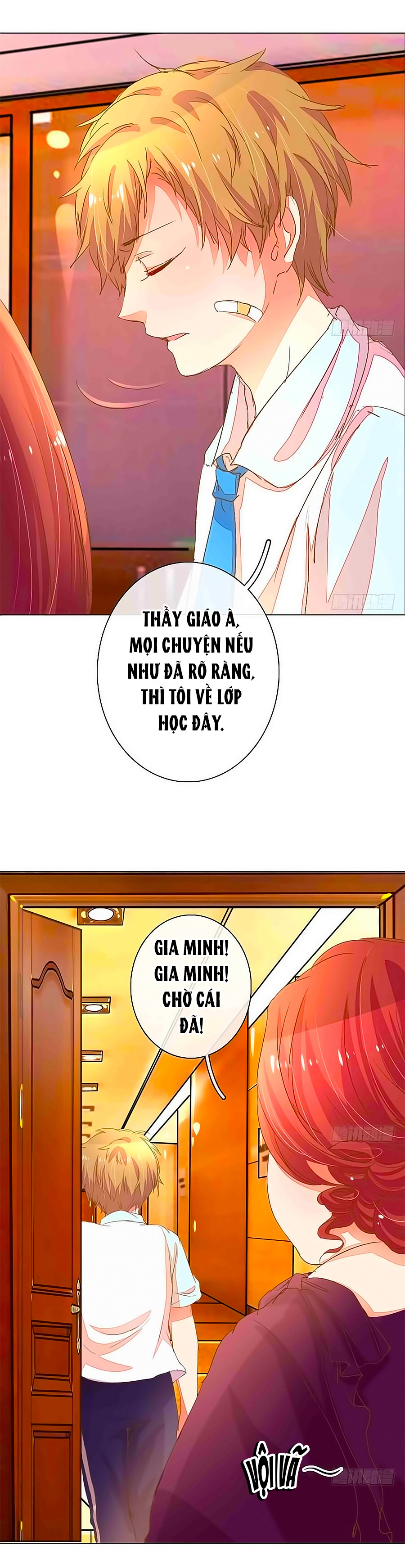 Hào Môn Tiểu Lãn Thê Chap 47 - Trang 3
