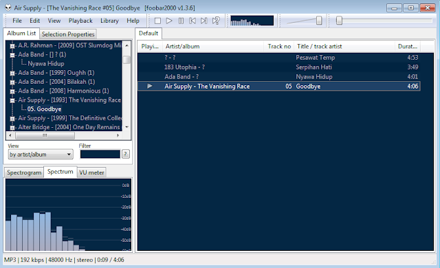 Donwload Equalizers Foobar2000