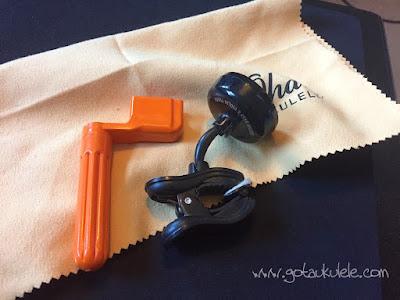 ukulele accesories