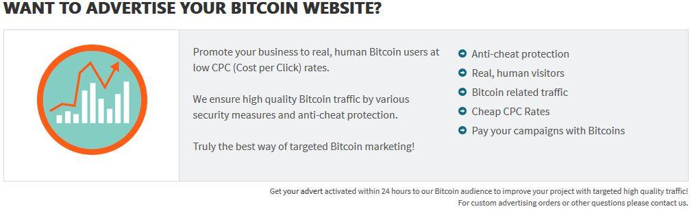 Review Ads4BTC - Review BTC