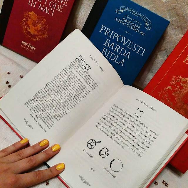 Kvidič kroz vekove - Hogvortska biblioteka