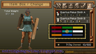 Gladiator Begins iso