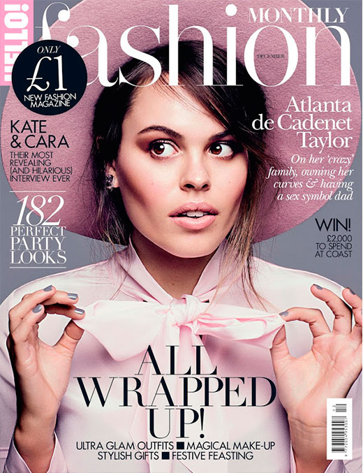 Rear View Of Fashion Magazine Editor Working In Modern ...