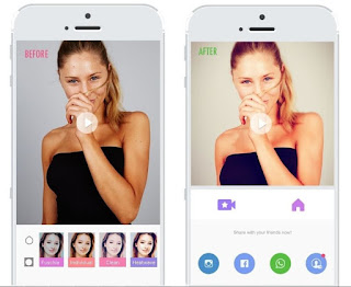 best beauty photo editing app