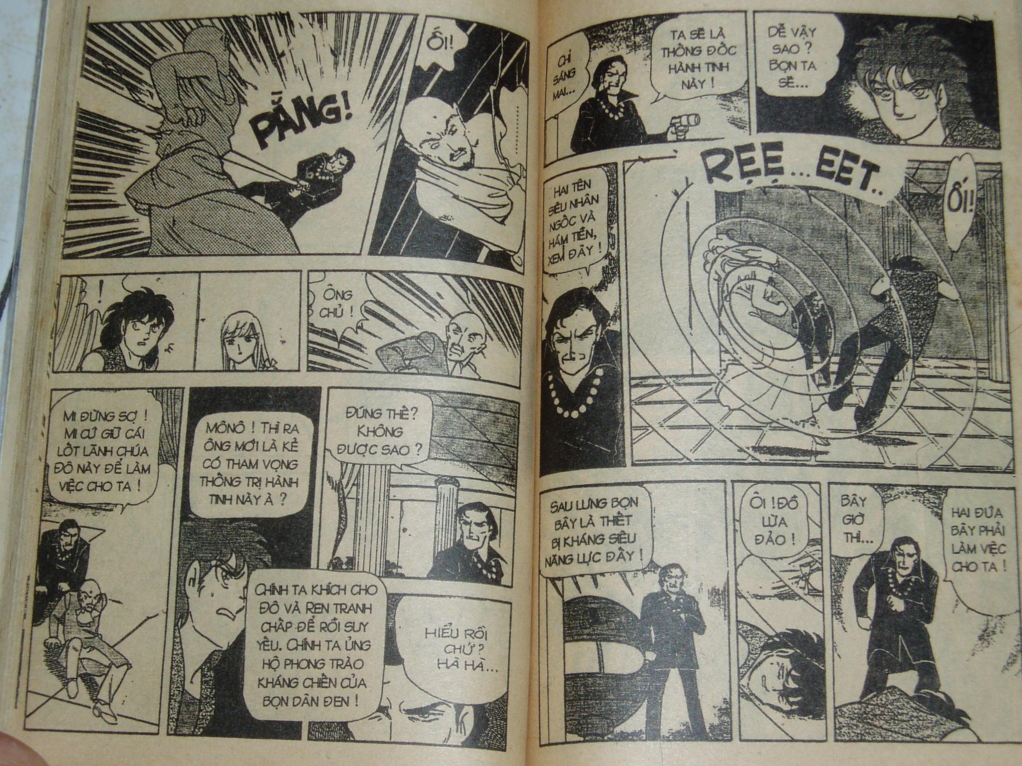 Siêu nhân Locke vol 18 trang 38