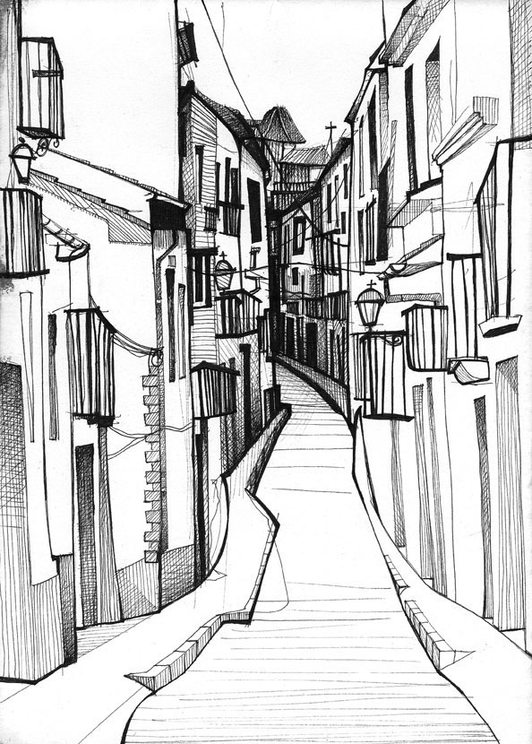 07-Gregor-Louden-Architectural-Drawings-of-our-Streets-www-designstack-co