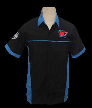 baju seragam kerja bank