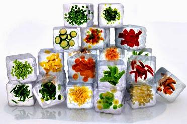 ¿Los alimentos congelados son buenos o malos?