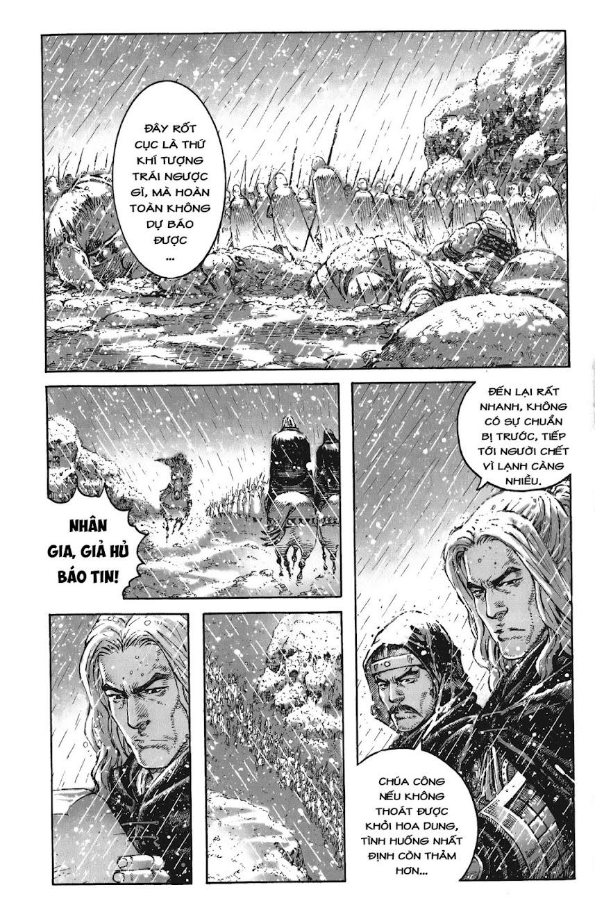 Hỏa phụng liêu nguyên Chương 436: Tuyết hạ như kiếm [Remake] trang 6