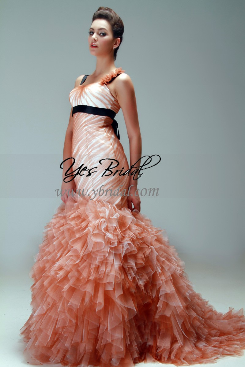 wedding dress with color Wedding Colored Dresses 52