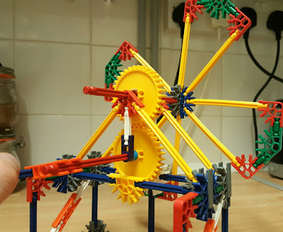 Review Knex Stem Gears Set The Test Pit