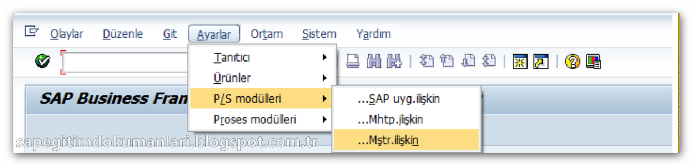 sap user exit, sap form exit, sap doğrulama, sap ikame