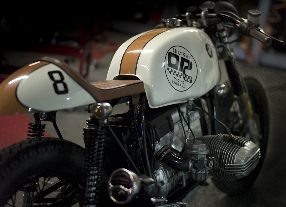 Is This A Bad Idea Bmw R807 Cafe Racer Singletrack Magazine