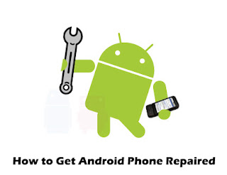 android phone repaired
