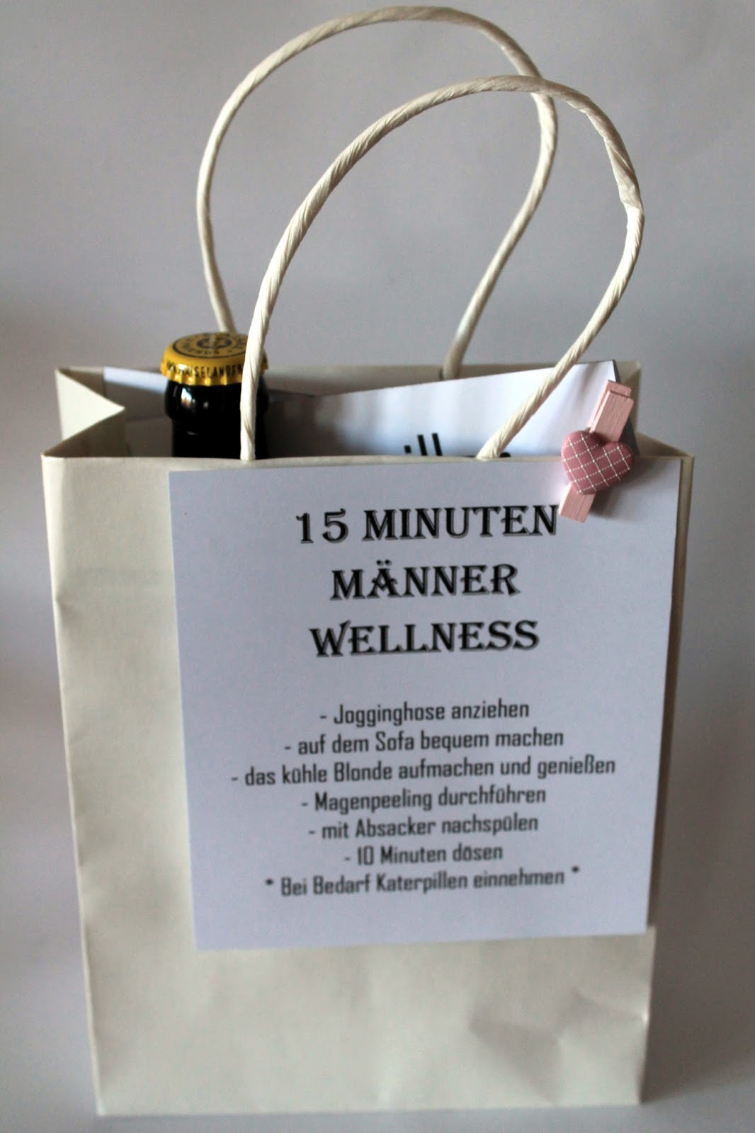 Diy 15 Minuten Manner Wellness Die Perfekte Geschenkidee Fur