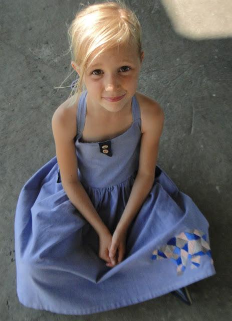 oproep patroontesters pdf naaipatroon zomerjurk meisjes
