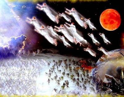A Peculiar Vision Of Rapture Of What Is Going To Happen Soon