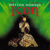 John Wetton Geoffrey Downes Icon