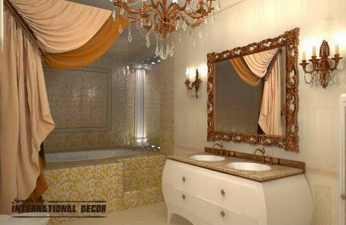 Classic Bathroom, Luxury Bathroom, Luxury Classic Bathroom Furniture