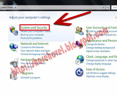 Step 2 - Cara Untuk Menonaktifkan Windows Auto Update Di Windows 7