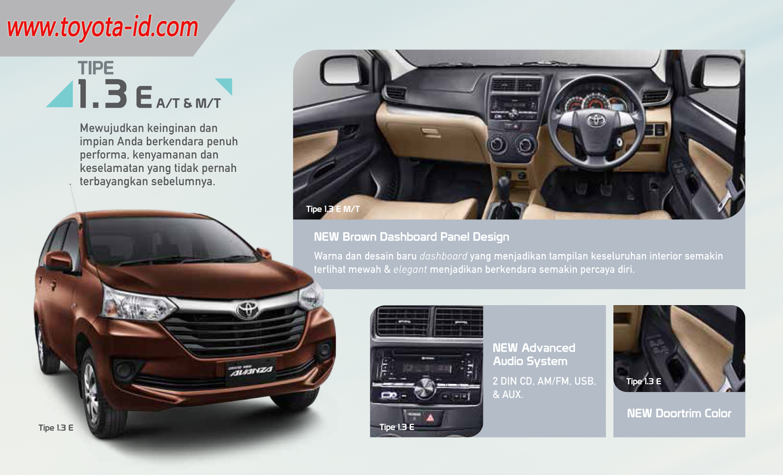 Grand New Toyota Avanza 2015 Yaris Trd Sportivo Price In India Spesifikasi Astra