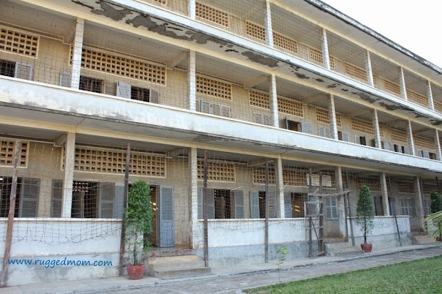 Cambodia | Tuol Sleng Genocide Museum (S-21) in Phnom Penh