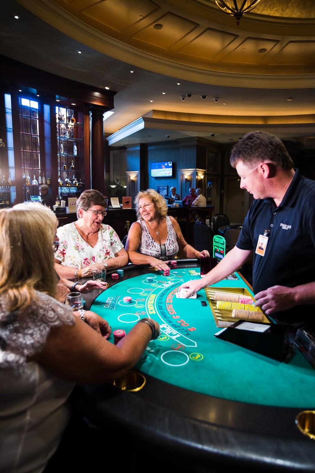 Casino Friends