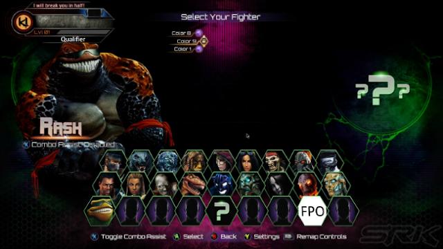 В Killer Instinct появится генерал РААМ из Gears of War