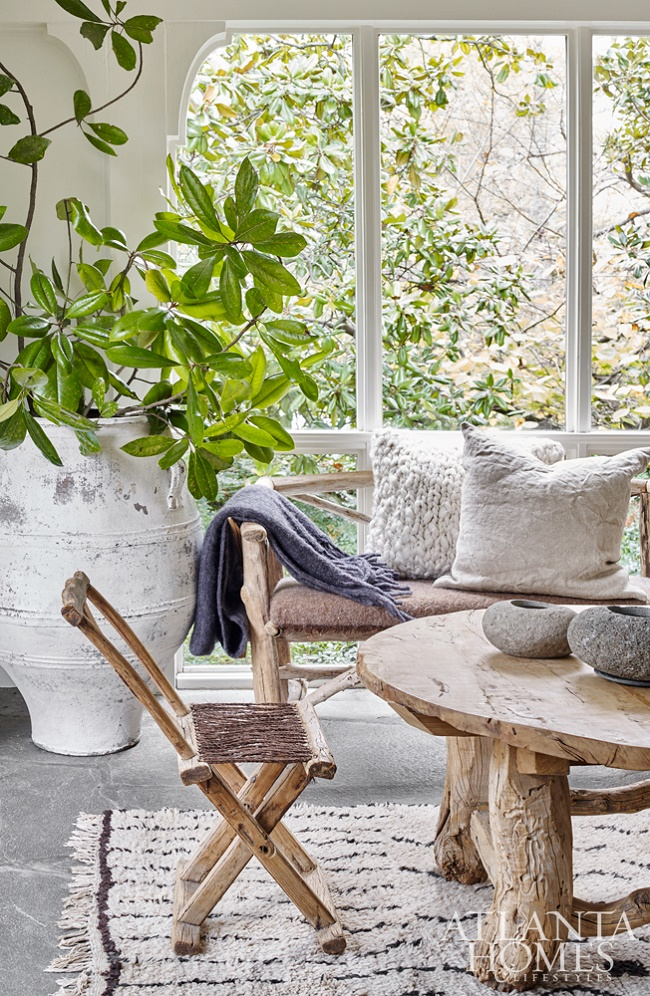 Mix And Chic: Inside A Rustic And Perfectly Curated Home