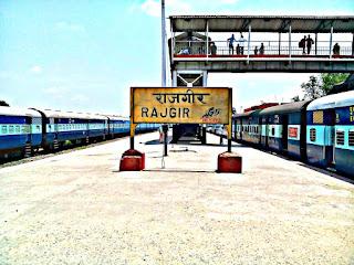 राजगीर  से दिल्ली जाने वाली श्रमजीवी एक्सप्रेस 13 से 18 मई तक रहेगी  रद्द