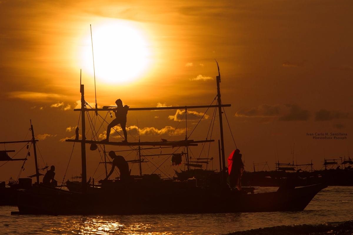 Sunsetin Kiamba, Sarangani