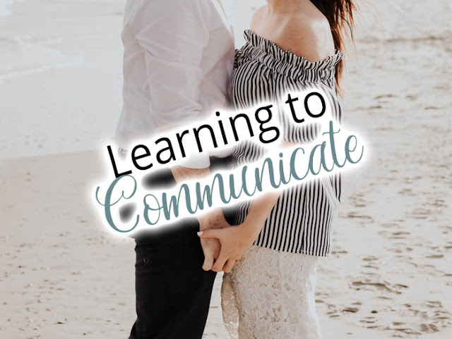 Learning to Communicate -5 Tips to Help #marriage #communication