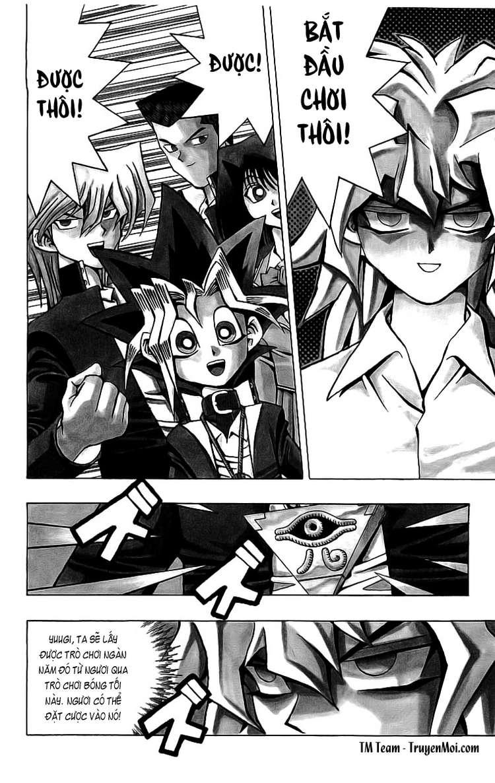 YUGI-OH! chap 51 - thế giới quái vật trang 4