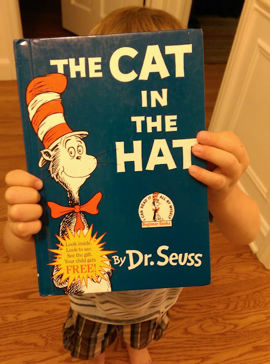 dadsmanship: concise versions of children's favorites: The Cat in the Hat
