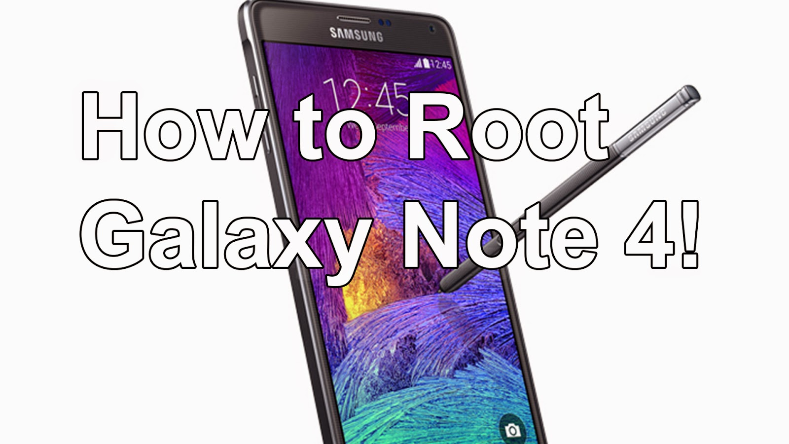 Note 4 Root Xda