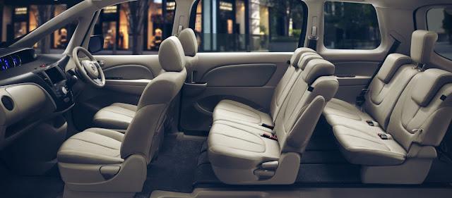 Spesifikasi Mazda Biante